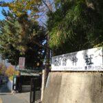新宿 諏訪神社